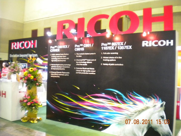 IPMEX 2011 – MALAYSIA – RICOH – Nest Solutions